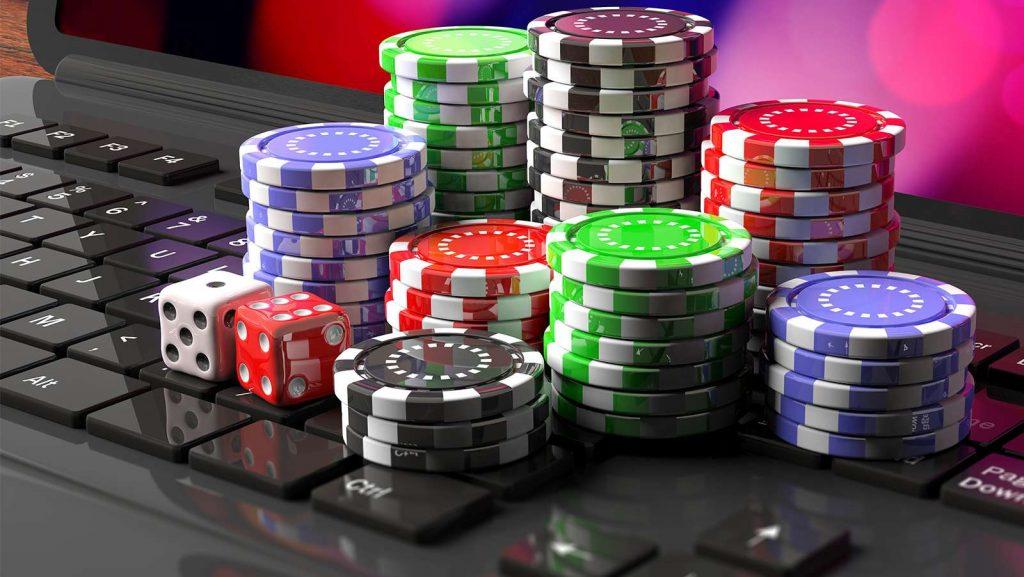the online gambling scene has been online